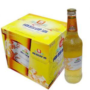 南昌啤酒餐饮8度啤酒黄箱460ml
