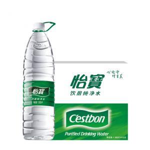 ~怡宝饮用纯净水1.555L