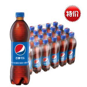 百事可乐600ml